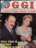 Oggi Magazine [Italy] (21 June 1989)