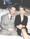 Tom Hardy and Rachael Speed