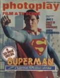 Christopher Reeve on the cover of Photoplay (United Kingdom) - January 1979
