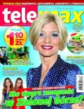 Edyta Olszówka, Maria Niklinska, Marina Luczenko on the cover of Tele Max (Poland) - August 2012