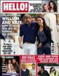 Hello! Magazine [United Kingdom] (26 May 2009)