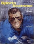 Nick Pietrosante on the cover of Sports Illustrated (United States) - November 1962