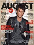 August Man Magazine [Singapore] (December 2010)