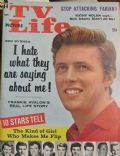 Edd Byrnes on the cover of TV Picture Life (United States) - November 1959