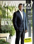 Denzel Washington on the cover of The Hollywood Reporter (United States) - November 2012