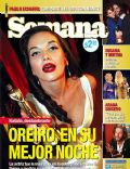 Natalia Oreiro on the cover of Semana (Argentina) - May 2007
