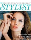 Angelina Jolie on the cover of Stylist Magazine (United Kingdom) - September 2010