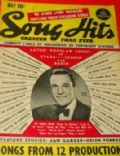 Gene Kelly on the cover of Song Hits (United States) - May 1944