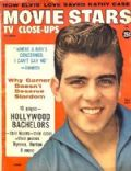 Fabian on the cover of Movie Stars (United States) - October 1959
