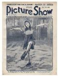 Mary Pickford on the cover of Picture Show (United Kingdom) - February 1922