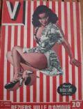 V Magazine [France] (27 March 1949)