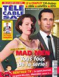 Télé Cable Satellite Magazine [France] (27 August 2011)
