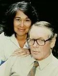 Patrick McGoohan and Joan Drummond