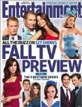 Amber Heard, Chris Colfer, Chris Colfer and Darren Criss, Christina Ricci, Darren Criss, Ed O'Neil, Ed O'Neill, Julianna Margulies, Neil Patrick Harris, Paula Abdul, Paula Abdul and Simon Cowell, Simon Cowell, Sofía Vergara on the cover of Entertaiment Weekly (United States) - September 2011