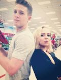 Madilyn Bailey and James Benrud