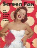 Screen fan Magazine [United States] (October 1953)