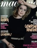 Catherine Deneuve on the cover of Madame Figaro (France) - February 2011