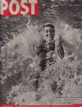 Esther Williams on the cover of Picture Post (United Kingdom) - August 1943