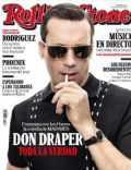 Jon Hamm on the cover of Rolling Stone (Spain) - May 2013