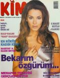 on the cover of Kim (Turkey) - March 1996
