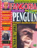 Danny DeVito on the cover of Fangoria (United States) - July 1992