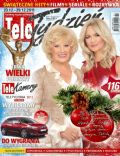 Grazyna Torbicka on the cover of Tele Tydzie (Poland) - December 2011