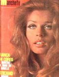 Senta Berger on the cover of Manchete (Brazil) - January 1969