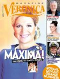 Queen Maxima Of Netherlands on the cover of Veronica (Netherlands) - April 2013