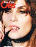 Télé Ciné Obs Magazine [France] (18 August 2011)