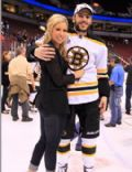 how long have milan lucic and brittany carnegie been dating