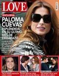 LOVE Magazine [Spain] (23 November 2011)