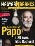 Magyar Narancs Magazine [Hungary] (1 September 2011)