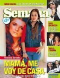 Florencia Torrente on the cover of Semana (Argentina) - June 2007