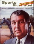 Alfred G. Vanderbilt on the cover of Sports Illustrated (United States) - August 1963
