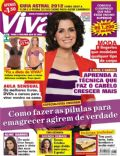Giovanna Antonelli on the cover of Viva (Brazil) - December 2011