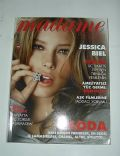 Jessica Biel on the cover of Madame Figaro (Turkey) - February 2008