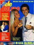 Tele Bolero Magazine [Italy] (22 December 1991)