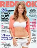 Jillian Michaels on the cover of Redbook (United States) - July 2010