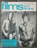 Films and Filming Magazine [United Kingdom] (December 1971)
