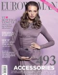 on the cover of Eurowoman (Denmark) - October 2009