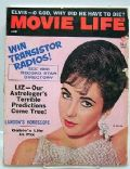 Elizabeth Taylor on the cover of Movie Life (United States) - June 1961