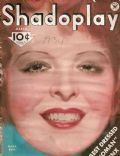 Clara Bow on the cover of Shadoplay Magazine (United States) - March 1934