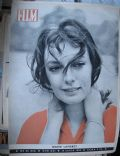 Marie Laforêt on the cover of Film (Poland) - July 1966