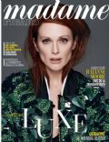 Julianne Moore on the cover of Madame Figaro (France) - May 2014
