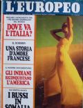 L'Europeo Magazine [Italy] (7 March 1971)