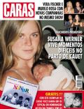 Murilo Rosa, Sasha Meneghel, Susana Werner, Vera Fischer, Xuxa Meneghel on the cover of Caras (Brazil) - October 2002