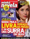 Minha Novela Magazine [Brazil] (25 April 2008)