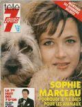 Télé 7 Jours Magazine [France] (7 December 1991)