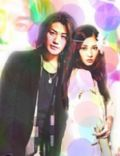 Meisa Kuroki and Jin Akanishi
