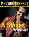 Magyar Narancs Magazine [Hungary] (19 July 2007)
